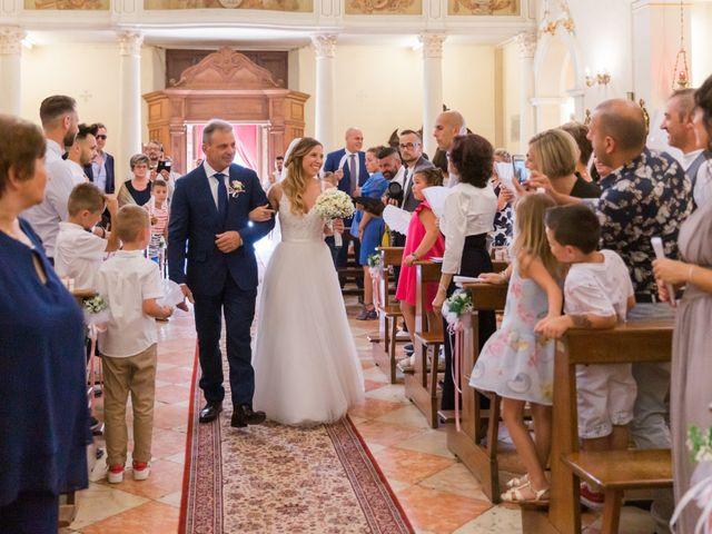 Il matrimonio di Mattia e Ambra a Polesella, Rovigo 30