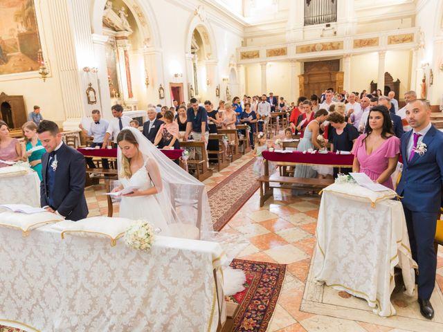 Il matrimonio di Mattia e Ambra a Polesella, Rovigo 32