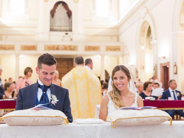 Il matrimonio di Mattia e Ambra a Polesella, Rovigo 33