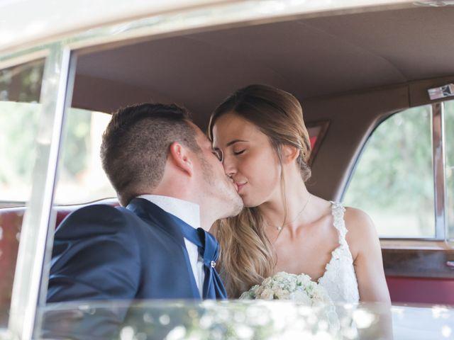 Il matrimonio di Mattia e Ambra a Polesella, Rovigo 37