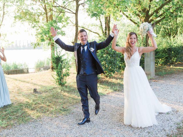 Il matrimonio di Mattia e Ambra a Polesella, Rovigo 39