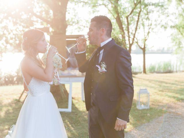 Il matrimonio di Mattia e Ambra a Polesella, Rovigo 40