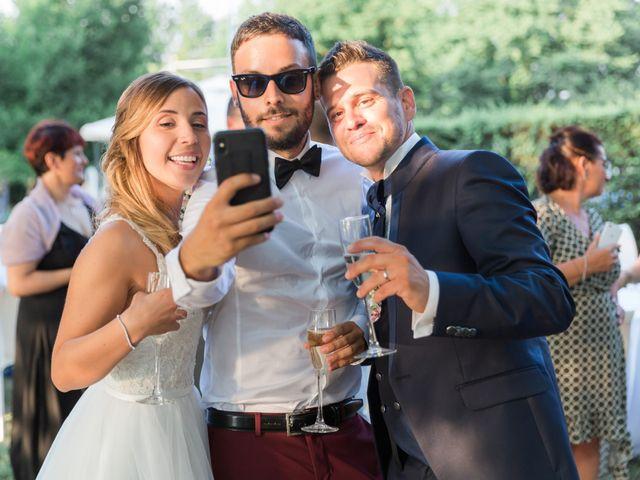 Il matrimonio di Mattia e Ambra a Polesella, Rovigo 41