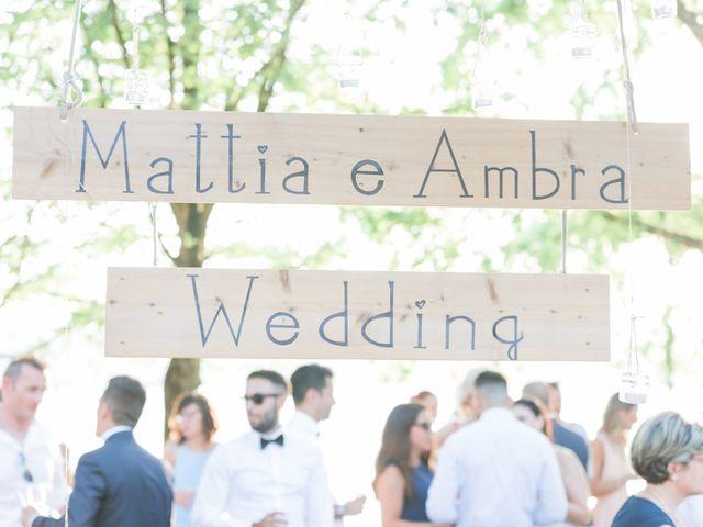 Il matrimonio di Mattia e Ambra a Polesella, Rovigo 43