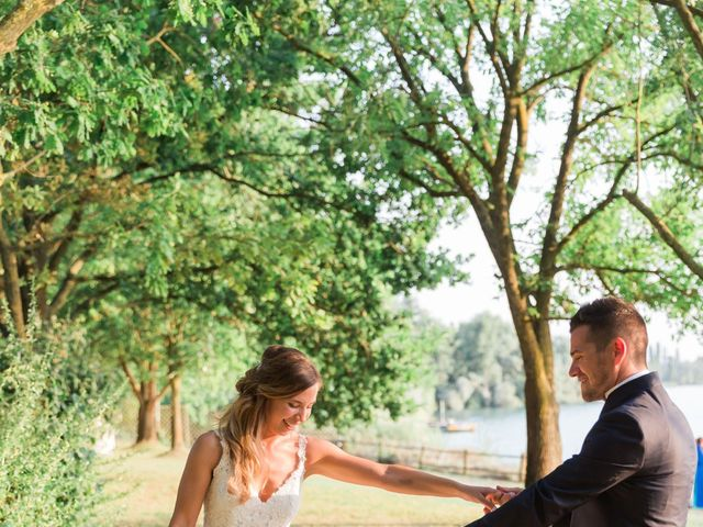 Il matrimonio di Mattia e Ambra a Polesella, Rovigo 48