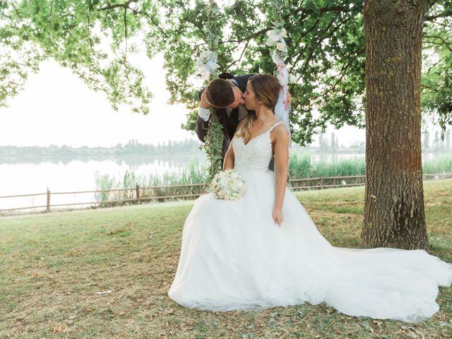 Il matrimonio di Mattia e Ambra a Polesella, Rovigo 55