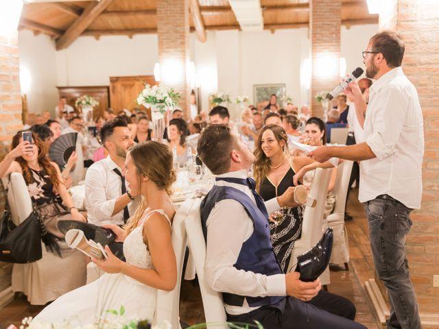 Il matrimonio di Mattia e Ambra a Polesella, Rovigo 63