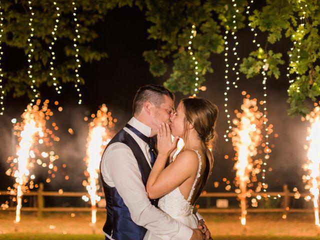 Le nozze di Ambra e Mattia