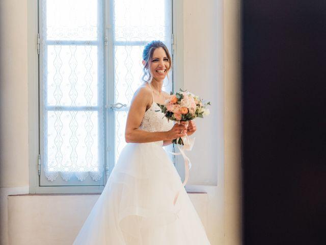 Il matrimonio di Cesare e Elisa a Soragna, Parma 14