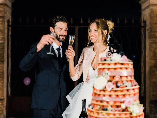 Il matrimonio di Cesare e Elisa a Soragna, Parma 23