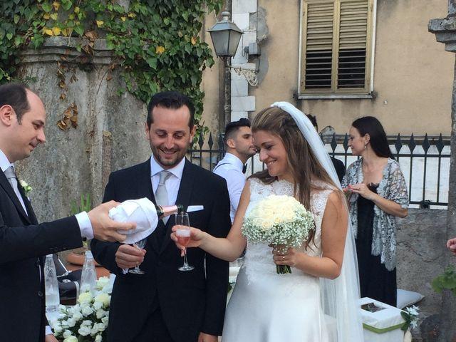 le nozze di Salvatore e Lucia