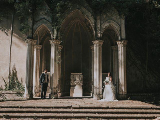 Il matrimonio di Fabrizio e Federica a Firenze, Firenze 19