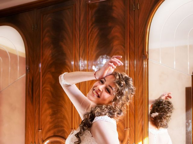 Il matrimonio di Davide e Valentina a Montoro Superiore, Avellino 14