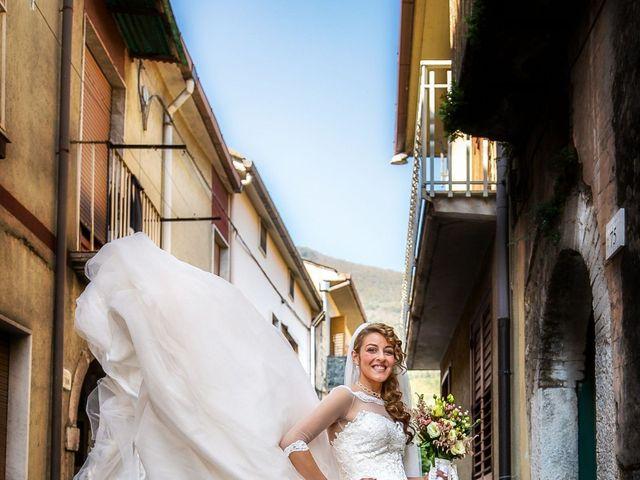 Il matrimonio di Davide e Valentina a Montoro Superiore, Avellino 16