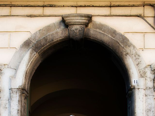 Il matrimonio di Davide e Valentina a Montoro Superiore, Avellino 17