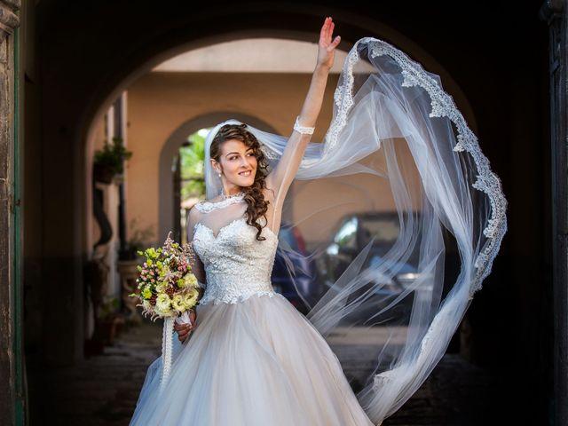 Il matrimonio di Davide e Valentina a Montoro Superiore, Avellino 20