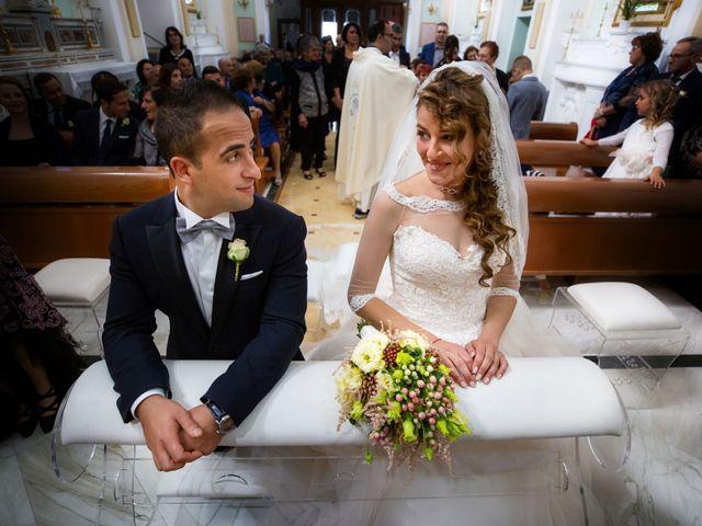 Il matrimonio di Davide e Valentina a Montoro Superiore, Avellino 21