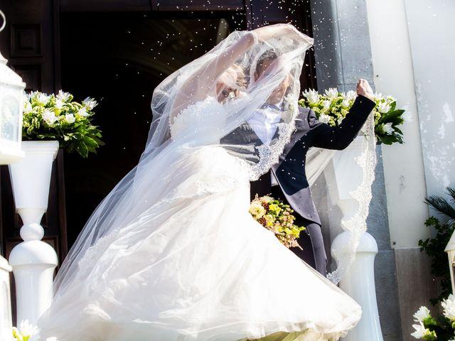 Il matrimonio di Davide e Valentina a Montoro Superiore, Avellino 22