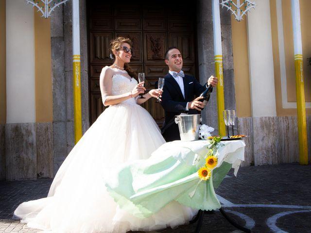 Il matrimonio di Davide e Valentina a Montoro Superiore, Avellino 23