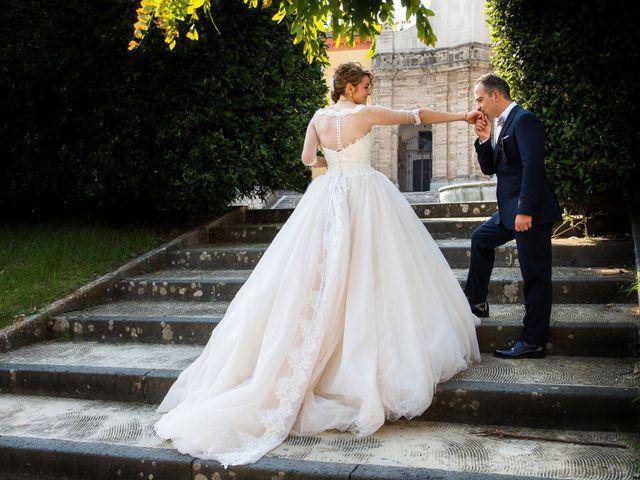 Il matrimonio di Davide e Valentina a Montoro Superiore, Avellino 24