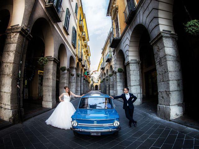 Il matrimonio di Davide e Valentina a Montoro Superiore, Avellino 25