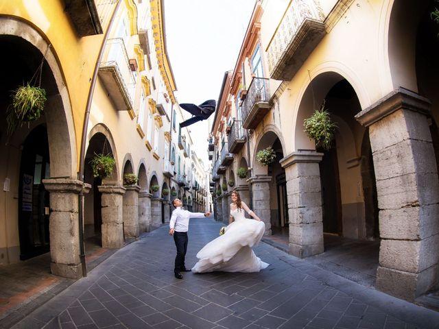 Il matrimonio di Davide e Valentina a Montoro Superiore, Avellino 26