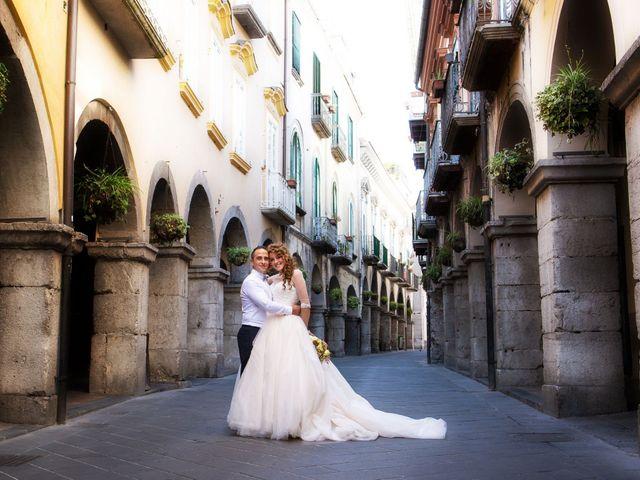 Il matrimonio di Davide e Valentina a Montoro Superiore, Avellino 27