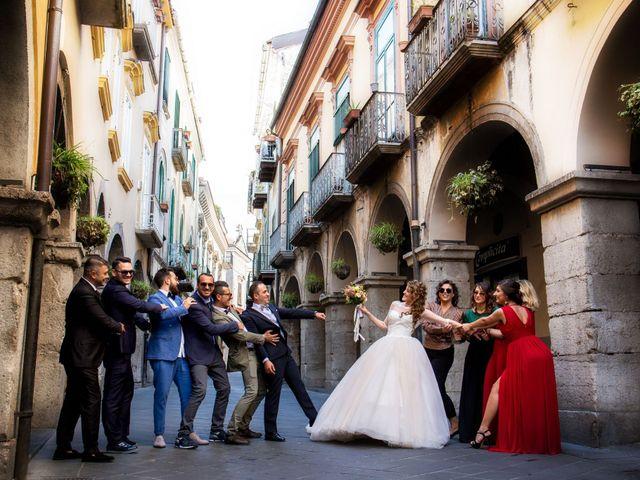 Il matrimonio di Davide e Valentina a Montoro Superiore, Avellino 30