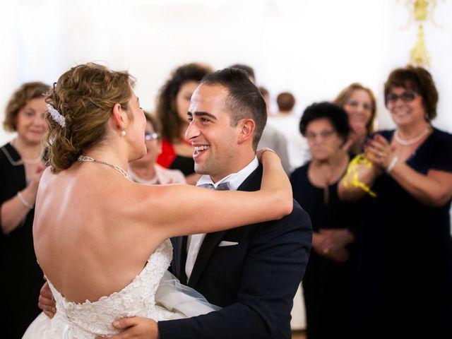 Il matrimonio di Davide e Valentina a Montoro Superiore, Avellino 33