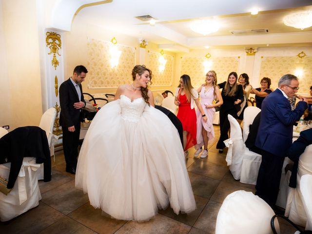 Il matrimonio di Davide e Valentina a Montoro Superiore, Avellino 36