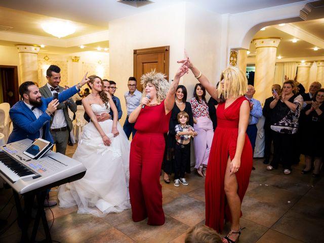 Il matrimonio di Davide e Valentina a Montoro Superiore, Avellino 37