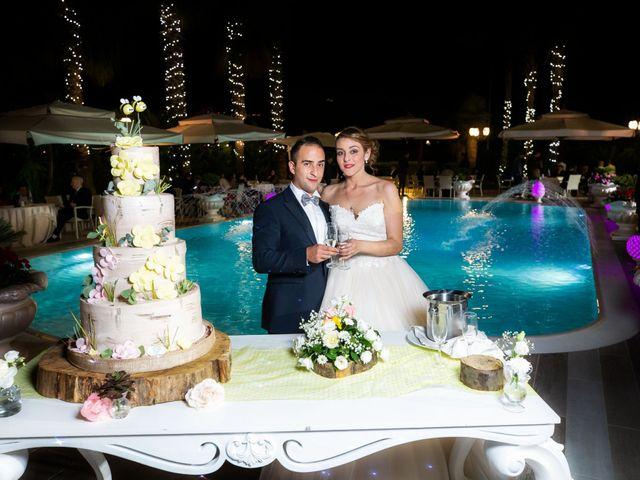 Il matrimonio di Davide e Valentina a Montoro Superiore, Avellino 40