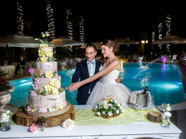 Il matrimonio di Davide e Valentina a Montoro Superiore, Avellino 42
