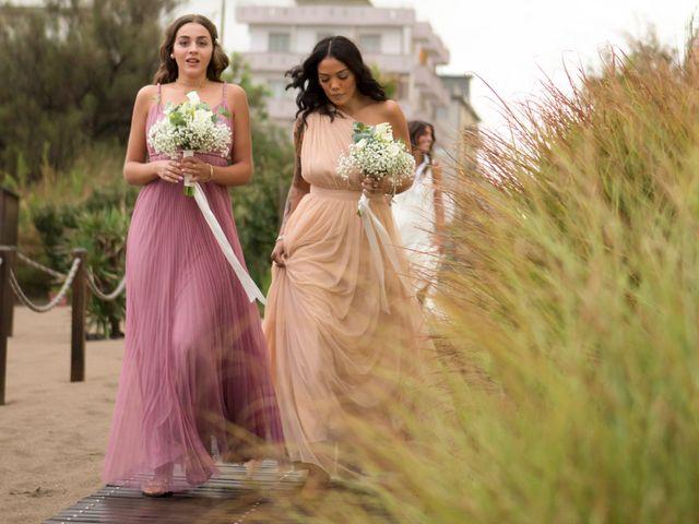 Il matrimonio di Gianbattista e Caroline a Chioggia, Venezia 17