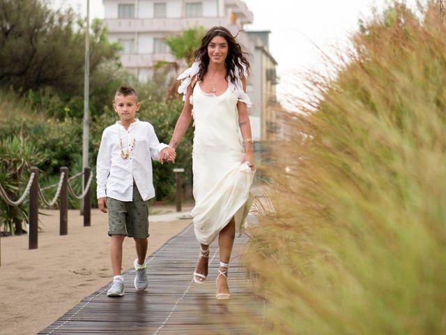 Il matrimonio di Gianbattista e Caroline a Chioggia, Venezia 19