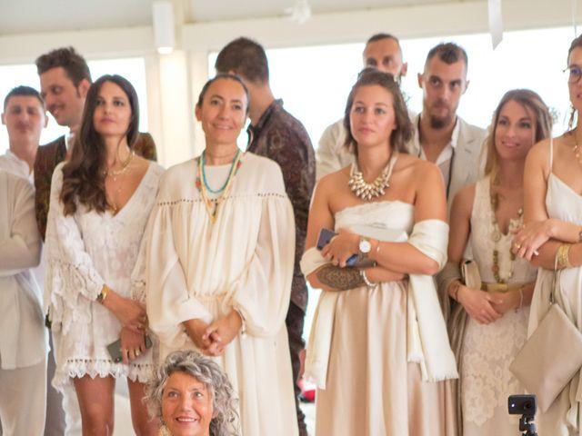 Il matrimonio di Gianbattista e Caroline a Chioggia, Venezia 33