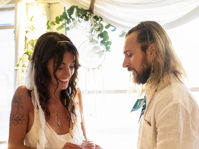 Il matrimonio di Gianbattista e Caroline a Chioggia, Venezia 43