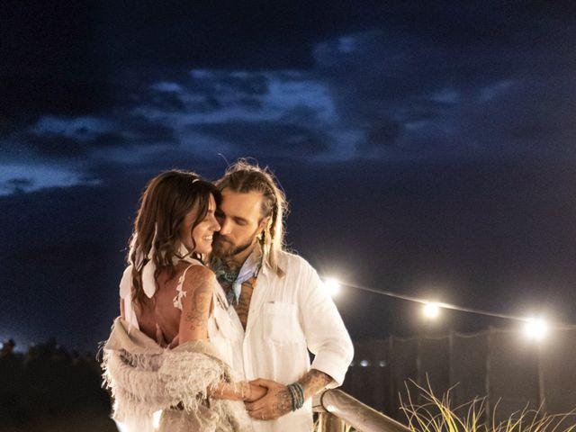 Il matrimonio di Gianbattista e Caroline a Chioggia, Venezia 54