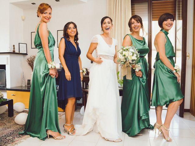 Il matrimonio di Riccardo e Ilaria a Varedo, Monza e Brianza 20