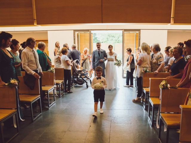 Il matrimonio di Riccardo e Ilaria a Varedo, Monza e Brianza 22