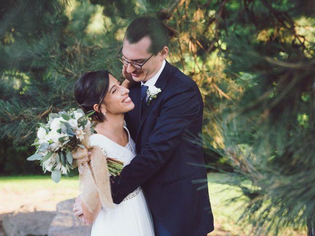 Il matrimonio di Riccardo e Ilaria a Varedo, Monza e Brianza 35