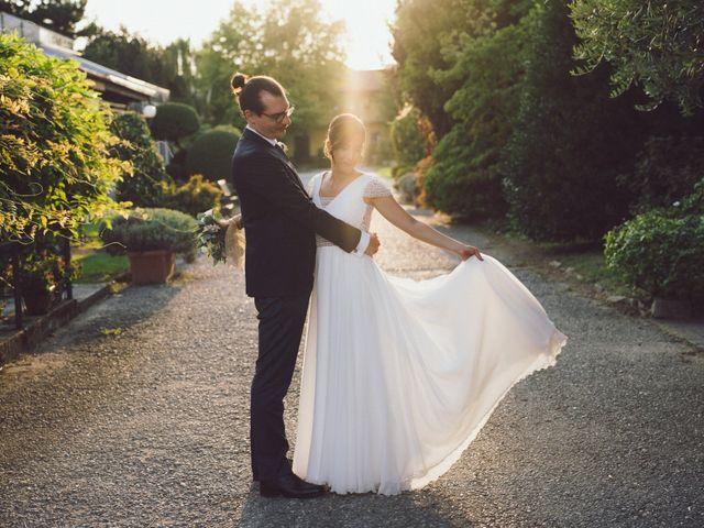 Il matrimonio di Riccardo e Ilaria a Varedo, Monza e Brianza 37