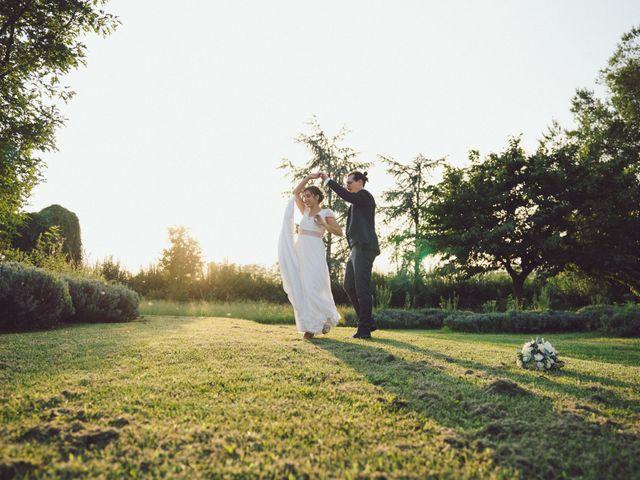 Il matrimonio di Riccardo e Ilaria a Varedo, Monza e Brianza 45