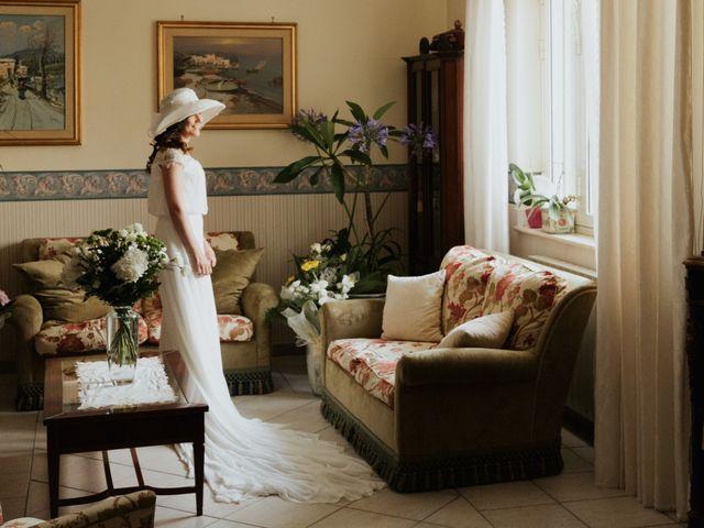 Il matrimonio di Mario e Laura a Caltanissetta, Caltanissetta 8