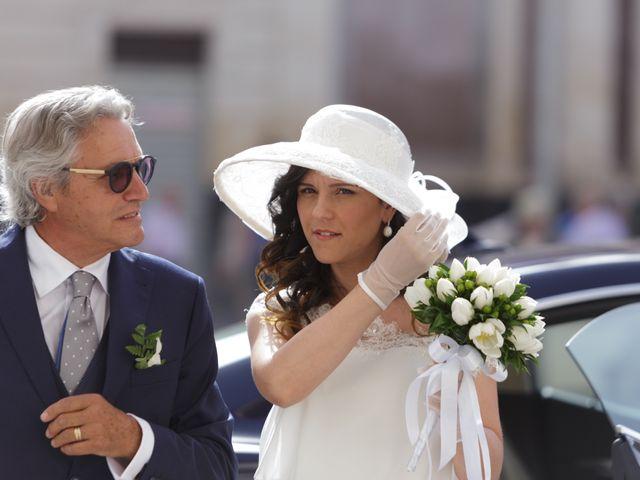 Il matrimonio di Mario e Laura a Caltanissetta, Caltanissetta 20