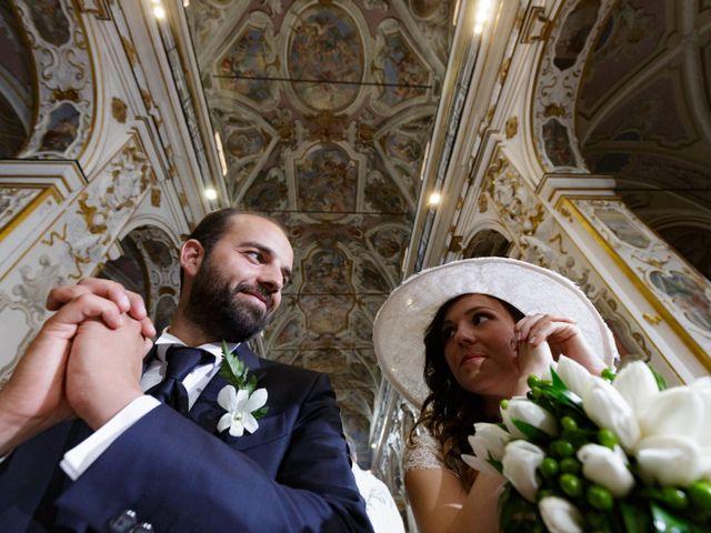 Il matrimonio di Mario e Laura a Caltanissetta, Caltanissetta 21
