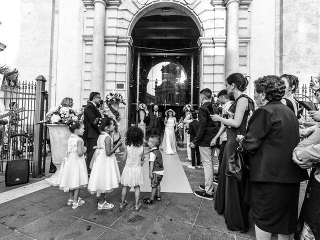 Il matrimonio di Mario e Laura a Caltanissetta, Caltanissetta 25