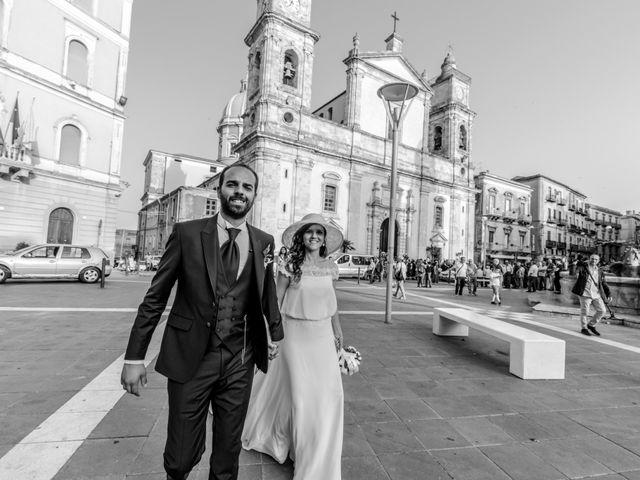 Il matrimonio di Mario e Laura a Caltanissetta, Caltanissetta 28
