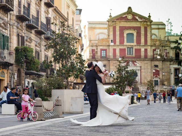 Il matrimonio di Mario e Laura a Caltanissetta, Caltanissetta 29