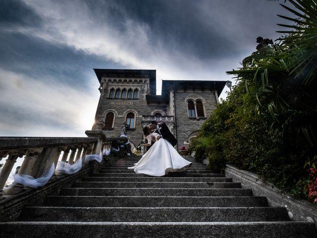 Le nozze di Ilaria e Cristiano